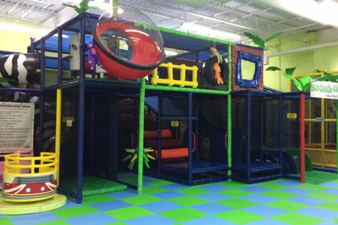 Skedaddle Kids Indoor Play Centre